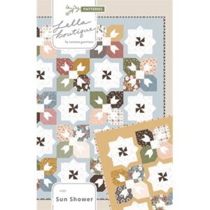 Sun Shower Pattern By Lella Boutique For Moda - Min. Of 3