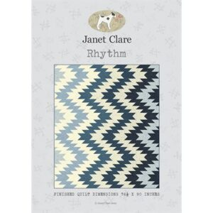 Rhythm Pattern By Janet Clare For Moda - Min. Of 3