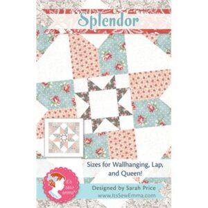 Splendor Pattern By It's Sew Emma For Moda - Minimum Of 3