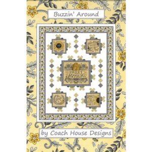 Buzzin' Around Pattern By Coach House Designs - Min. Of 3