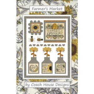 Farmer's Market Pattern By Coach House Designs - Min. Of 3