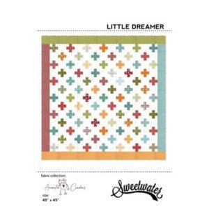 Little Dreamer Pattern By Sweetwater For Moda - Min. Of 3
