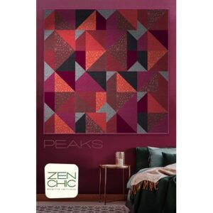 Peaks By Zen Chic For Moda - Minimum Of 3