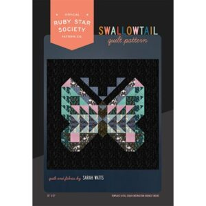 Swallowtail Pattern By Ruby Star Society For Moda - Minimum Of 3