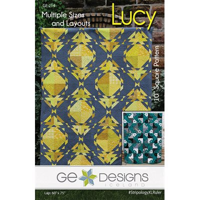 Lusy Pattern By Ge Design For Moda - Minimum Of 3