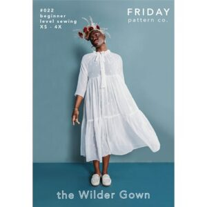 The Wilder Grown Pattern By Friday Pattern Co. For Moda