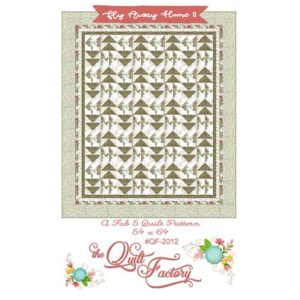 Fly Away Home Ii Pattern By The Quilt Factory For Moda - Min. Of 3