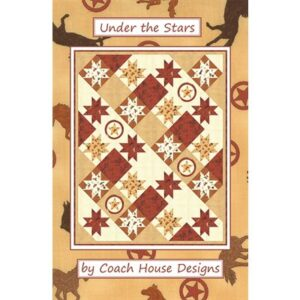 Under The Stars Pattern By Coach House Designs - Min. Of 3