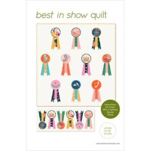 Best In Show Quilt By Whole Circle Studio For Moda - Minimum Of 3