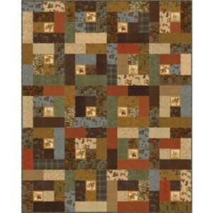Fall Impressions Pattern By Antler Quilt Design
