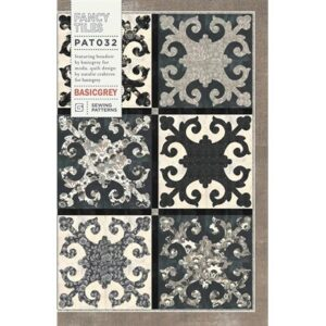 Fancy Tiles Pattern By Basicgrey For Moda - Minimum Of 3