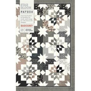 Star Bloom Pattern By Basicgrey For Moda - Minimum Of 3