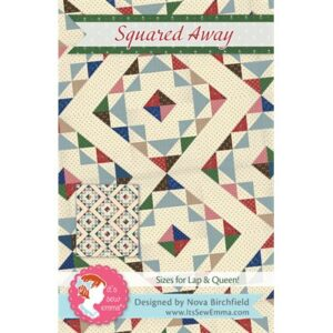 Squared Away Pattern By It's Sew Emma For Moda - Minimum Of 3