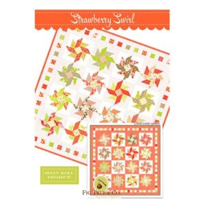 Strawberry Swirl Pattern By Fig Tree & Co.  - Min. Of 3