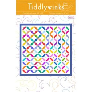 Tiddlywinks Pattern By Wendy Sheppard For Moda - Minimum Of 3