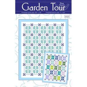 Garden Tour Pattern By Wndy Sheppard For Moda - Minimum Of 3