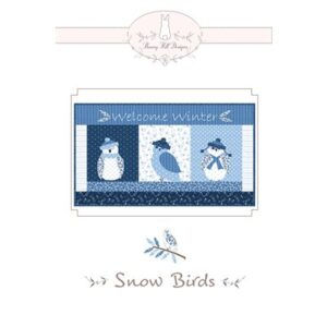 Snow Birds Pattern By Bunny Hill Designs For Moda - Minimum Of 3