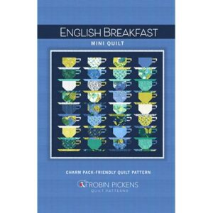 English Breakdfast Pattern By Robin Pickens For Moda - Minimum Of 3