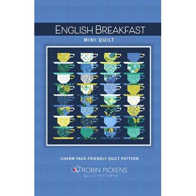 English Breakdfast Pattern By Robin Pickens For Moda - Minimum Of 3