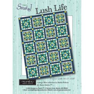Lush Life Pattern By Sarah J For Moda - Minimum Of 3