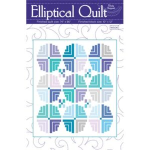 Elliptical Pattern By Wendy Sheppard For Moda - Minimum Of 3