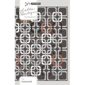 Concord Pattern By Lella Boutique For Moda - Minimum Of 3