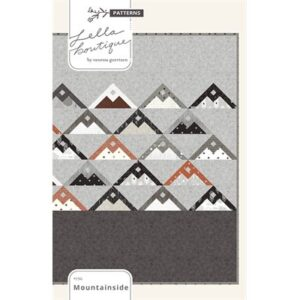Mountainside Pattern By Lella Boutique For Moda - Minimum Of 3