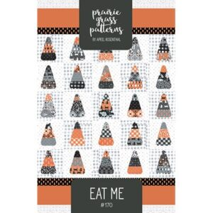 Eat Buzz Pattern By Prairie Grass Patterns For Moda - Min. Of 3