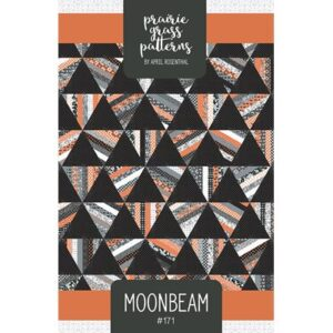 Moonbeam Pattern By Prairie Grass Patterns For Moda - Min. Of 3