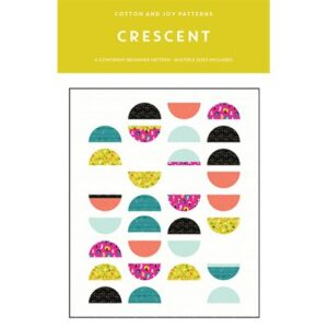 Crescent Pattern By Cotton And Joy For Moda - Min. Of 3
