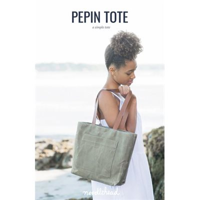 Pepin Tote Pattern By Noodlehead For Moda - Minimum Of 3