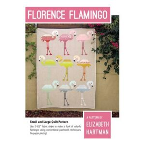 Florence Flamingo Pattern By Moda