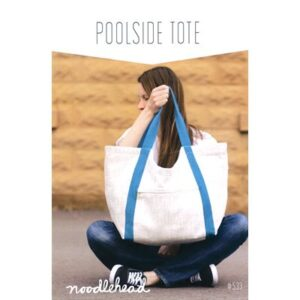 Poolside Tote Pattern By Noodlahead For Moda - Min. Of 3