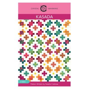 Kasada Pattern By Crystal Manning For Moda - Min. Of 3
