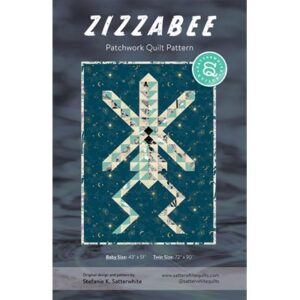 Zizzabee Pattern By Satterwhite Quilt For Moda - Minimum Of 3