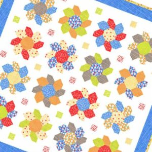 Sunflowers Pattern By Fig Tree Quilts - Min. Of 3