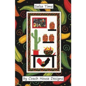 Salsa Time Pattern By Coach House Designs - Min. Of 3
