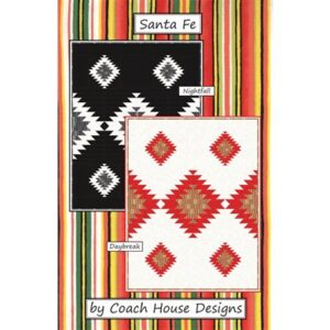 Santa Fe Pattern By Coach House Designs - Min. Of 3