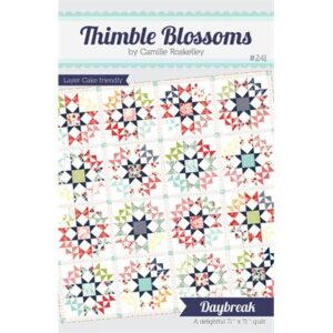 Daybreak Pattern By Thimble Blossoms For Moda - Min. Of 3