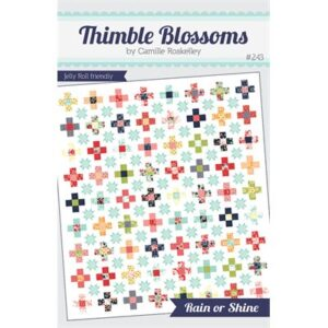Rain Or Shine Pattern By Thimble Blossoms For Moda - Min. Of 3