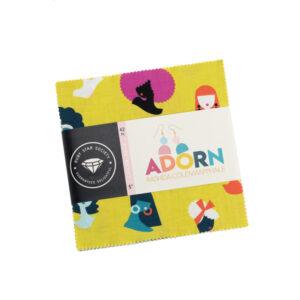Adorn Charm Packs By Moda - Packs Of 12