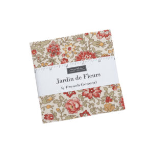 Jardin De Fleurs Charm Packs By Moda - Packs Of 12
