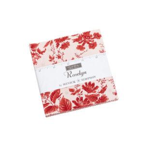 Roselyn Charm Packs By Moda - Packs Of 12