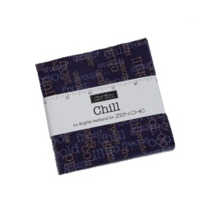 Chill Charm Packs By Moda - Packs Of 12