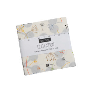 Quotation Charm Packs By Moda - Packs Of 12
