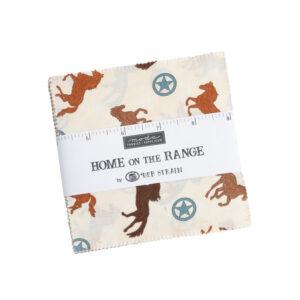 Home On The Range Charm Packs By Moda - Packs Of 12