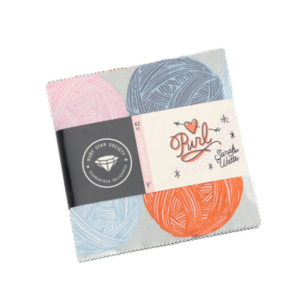 Purl Charm Packs By Moda - Packs Of 12