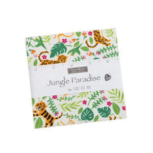 Jungle Paradise Charm Packs By Moda - Packs Of 12