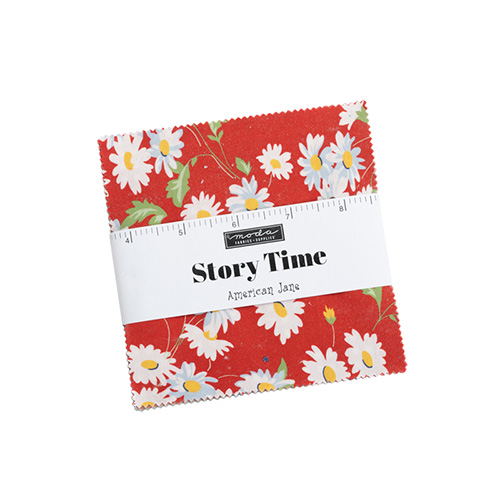Story Time Charm Packs By Moda - Packs Of 12
