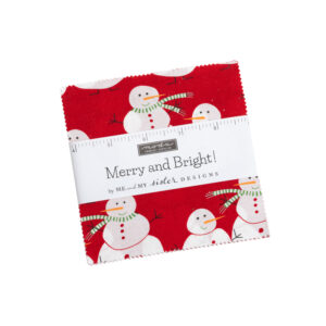 Merry And Bright Charm Packs By Moda - Packs Of 12
